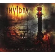 INVIDIA - As The Sun Sleeps (Digipak)