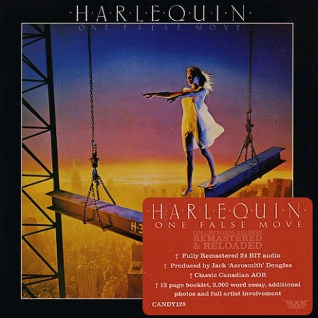HARLEQUIN - One False Move