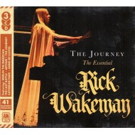 WAKEMAN, RICK - The Journey - The Essential Rick Wakeman (Digipak)