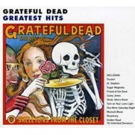 GRATEFUL DEAD - Skeletons From The Closet - Greatest Hits