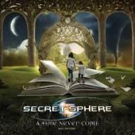 SECRET SPHERE - A Time Never Come (Digipak)
