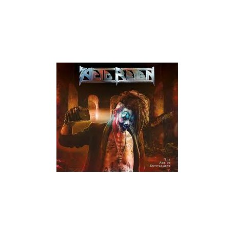 ACID REIGN - The Age Of Entitlement (Digipak)