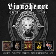 LIONSHEART - Heart Of The Lion