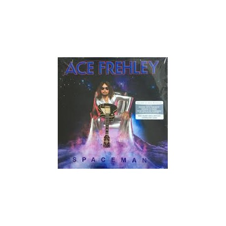 FREHLEY, ACE - Spaceman (Digipak)