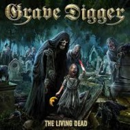 GRAVE DIGGER - The Living Dead (Digipak)