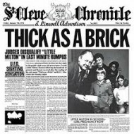 JETHRO TULL - Thick As Brick