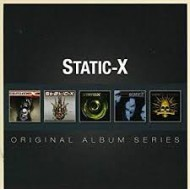 STATIC X - Original Album Series (Digipak)