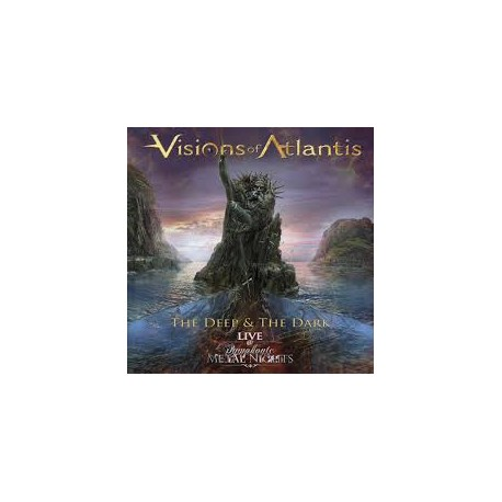 VISIONS OF ATLANTIS - The Deep & The Dark - Live @ Symphonic Metal Nights