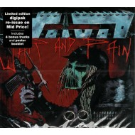 VOIVOD - War And Pain (Digipak)