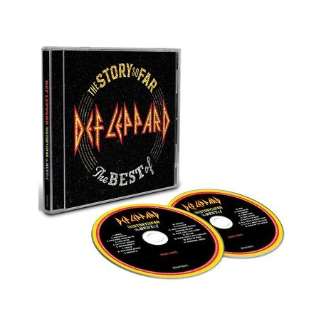 DEF LEPPARD - The Sory So Far - The Best Of
