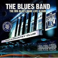 BLUES BAND, THE - The Big Blues Band Live Album