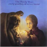 MOODY BLUES, THE - Every Good Boy Deserves Favour