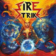 FIRE STRIKE - Lion And Tiger