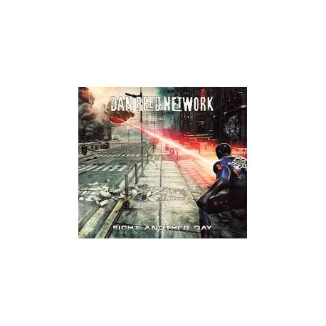 REED, DAN NETWORK - Fight Another Day (Digipak)