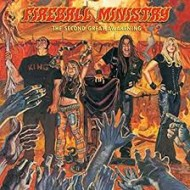 FIREBALL MINISTRY - The Second Great Awakening (Digipak)
