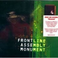 FRONTLINE ASSEMBLY - Monument (Digipak)