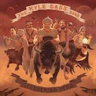 KYLE GASS BAND - Thundering Herd (Digipak)
