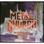 METAL CHURCH - The Elektra Years 1984-1989 (Digipak)