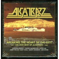 ALCATRAZZ - Breaking The Heart Of The City - The Very Best Of Alcatrazz