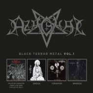 AZAGHAL - Black Terror Metal Vol.1