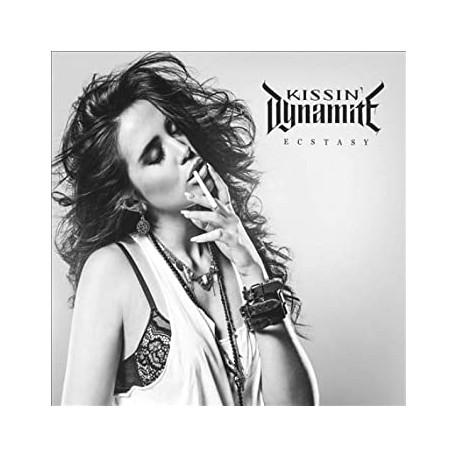 KISSIN' DYNAMITE - Ecstasy (Digipak)