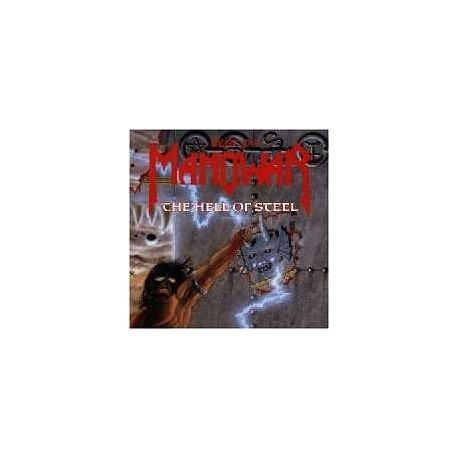 MANOWAR - The Hell Of Steel - Best Of Manowar