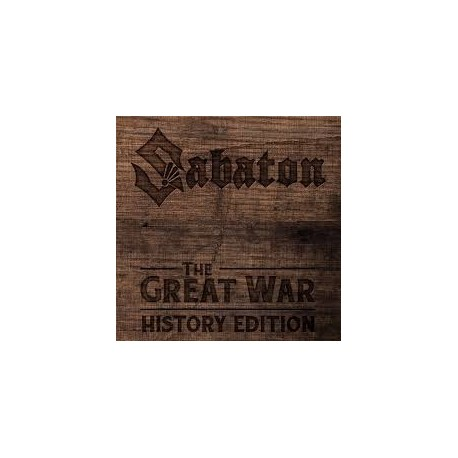 SABATON - The Great War (Digipak)