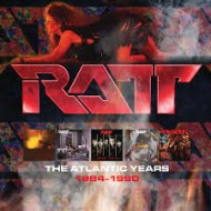 RATT - The Atlantic Years 1984-1990