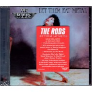 RODS, THE - Let Them Eat Metal