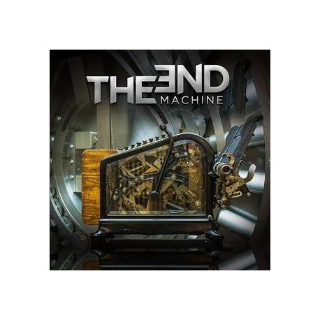 THE END MACHINE - s/t
