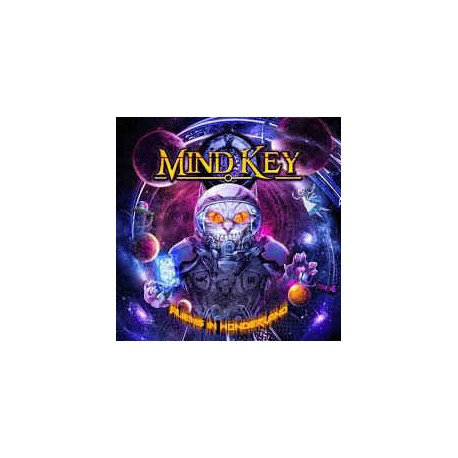 MIND KEY - Aliens In Wonderland