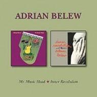 BELEW, ADRIAN - Mr. Music Head / Inner Revolution