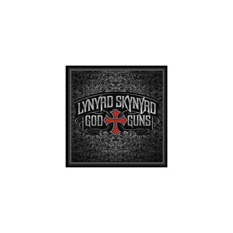 LYNYRD SKYNYRD - Gods and guns ltd.ed.