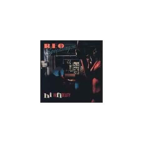 REO SPEEDWAGON - Hi Infidelity