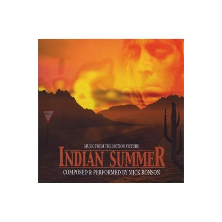 RONSON, MICK - Indian Summer