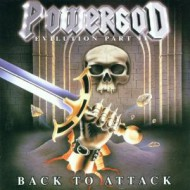 POWERGOD - Evilution Part 2 - Back To Attack