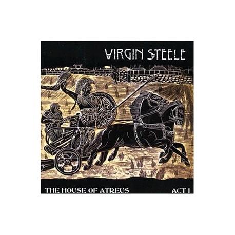 VIRGIN STEELE - The House Of Atreus...Act I