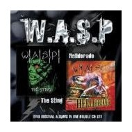 W.A.S.P - The Sting / Helldorado