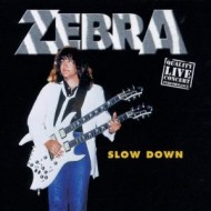 ZEBRA - Slow Down - Live