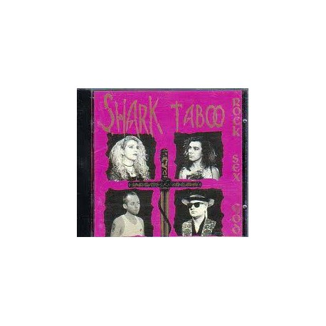 SHARK TABBOO - Rock, Sex, God