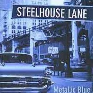 STEELHOUSE LANE - Metallic blue