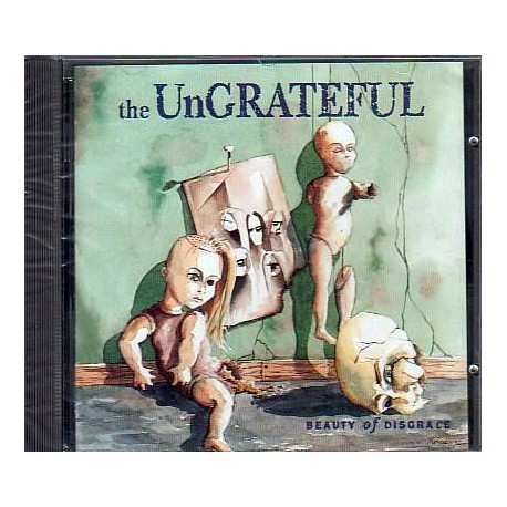 UNGRATEFUL, THE - Beauty Of Disgrace