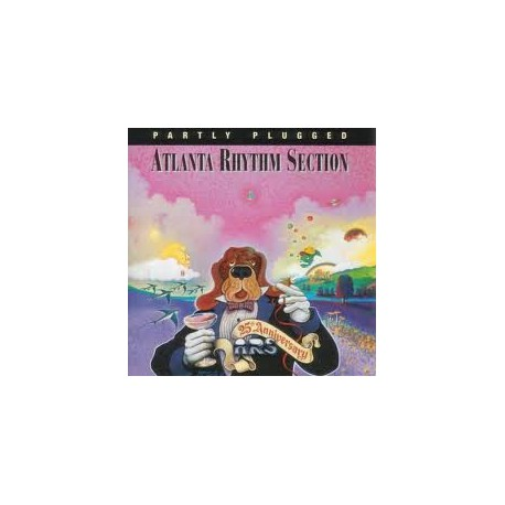 ATLANTA RHYTHM SECTION - Party Plugged