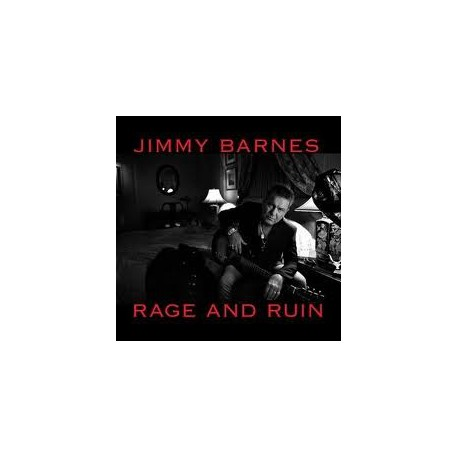 BARNES, JIMMY - Rage And Ruin