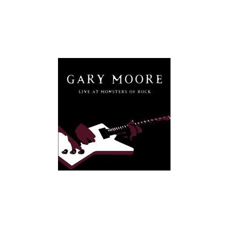MOORE, GARY - Live At Monsters Of Rock