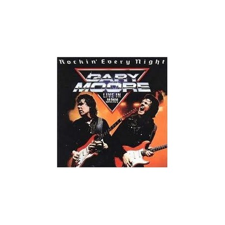 MOORE, GARY - Rocking Every Night / Live In Japan