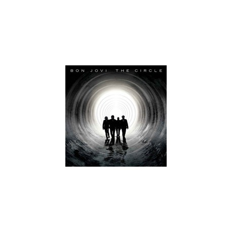 BON JOVI - The Circle (Ltd.Digipak)