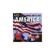 AMERICA - Live at Santa Barbara