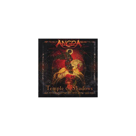 ANGRA - Temple Of Shadows (Ltd.)