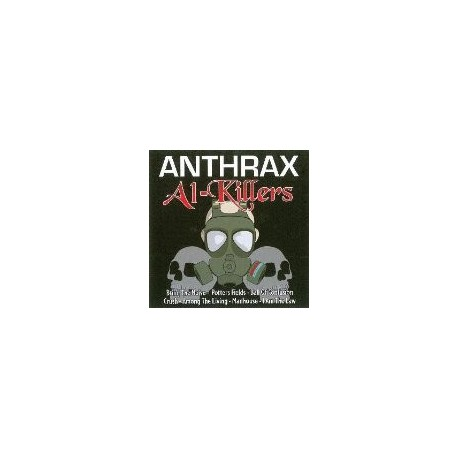 ANTHRAX - A1-Killers
